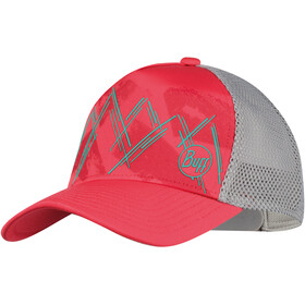 Buff Lifestyle Casquette trucker Femme, kaila coral